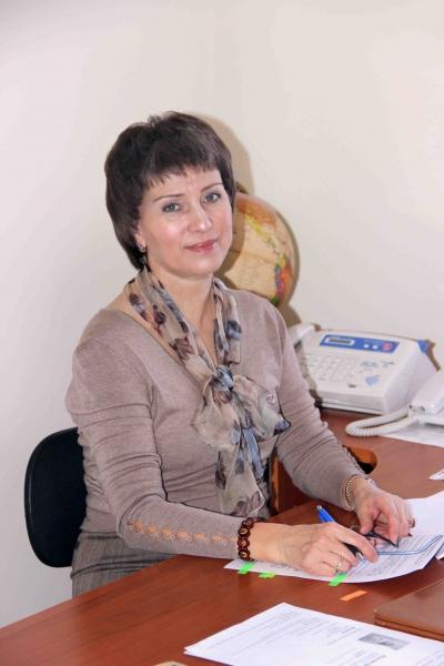 Марина Юрьевна